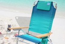 Large Beach Chairs / Large Beach chairs are no rarity when it comes to spending a nice day out on a beach in order to relax and rejuvenate oneself. Nowadays, owing to their utility and applicability, there are innumerable types of beach chairs in varied styles and designs in order to suit different needs and requirements of people