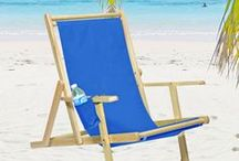 Wooden Beach Chairs / Wood beach chairs are gaining popularity by the day and these are outdoing metal frames. Despite these being costlier than ordinary metal and steel frames, more and more people seem to be fascinated by the idea of wooden beach chairs.