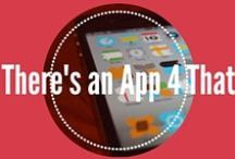 There's an App For That / Apps to Help Make College a Success!
