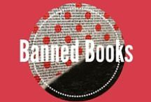 Banned Books Week / Raising awareness around the issue of censorship and promoting the freedom to read