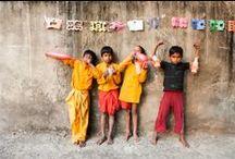 Us Shiva - art project by Mariliana Arvelo / Children of Ma Anandamayi Ma. Photos by Mariliana Arvelo