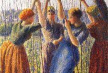 Art Camille Pissarro