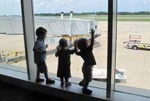 Viajando com criança
