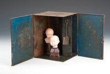 Arte em caixa