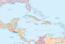 Central America and the Caribbean / Places