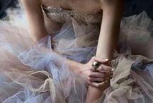 Come una nuvola / #tulle #wedding #hautecouture #dress #fashion #gown / by Fulvia Muntoni