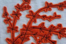 Sew applique
