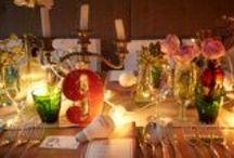 Table arrange / Table arrange / テーブルアレンジ / Table / arrange / 装飾 / 飾り / 装花 / crazy wedding / ウェディング / 結婚式 / オリジナルウェディング / オーダーメイド結婚式