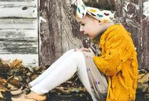 Outfits for hip babies and kids / inspiration / kids fashion from around the world