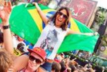 Travel : Tomorrowland Brazil 2015 / Tomorrowland, arguably the world's most famous EDM festival, will have a Brazilian edition in May of 2015. And the TGW Travel will offer the best and most exclusives packages to make this festival a trip of a life time. #travel