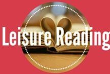 "Leisure Reading / Find your next ""good read"" here!"
