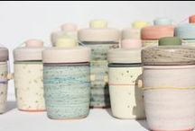 inspiration // ceramic / vessels and trinkets made from clay