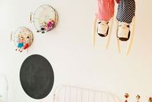 Creative spaces for kids / bedrooms, living rooms, play rooms.. all about giving kids a space for their imagination to be free