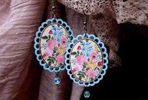 Retro Bijou original hand made souvenir / www.facebook.com/RetroBijou