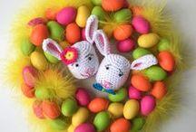 crochet - spring/easter