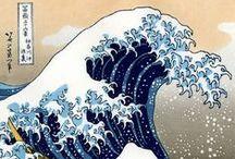 Japanese art / Artwork created by Japanese artists.