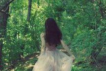...nel bosco / by Fulvia Muntoni