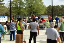 Dog Park Grand Opening/Paws in the Park  04/11/15