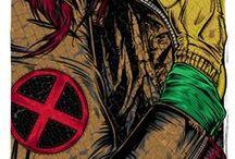 Superb / Superheros and Comics