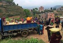 Nepal Earthquake Relief and Rebuilding