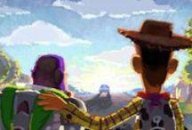 Pixar Art