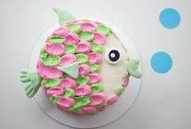 Sweets, cakes and delicious treats / Delicious cakes, cookies, pretty colors, tasy