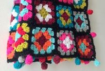 crochet - blankets / crochet blanket galore (and the occasional rug) - most pins have links to (free) patterns, some are here for inspiration purposes only .....