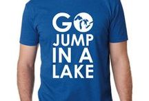 Go Jump In A Lake / Go Jump In A Lake by The Great Lakes State