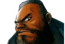 Barret Wallace / Barret Wallace from Final Fantasy VII