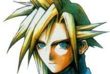 Cloud Strife / Cloud Strife from Final Fantasy VII