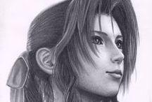 Aerith Gainsborough / Aerith Gainsborough from Final Fantasy VII