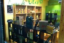Tienda de aceite de oliva / Nuestra tienda en el CC BurgoCentro I, Las Rozas de Madrid