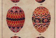 Jaro, Velikonoce / velikonoční tvoření
