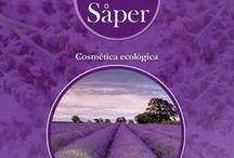 Såper, cosmética ecológica, organic skincare / Cosmética ecológica certificada