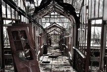 Abandonment Issues / Abandoned Structures / by Jennie Joy