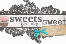 Sweets for my Sweet / While perusing a dream of opening a catering business for sweet tooths, this blog is a documentary of how Christie & Olivia perfect their baking. With a fusion between Scandinavian, French and American baking we are developing our brand.