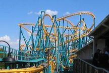 Thrill Rides / Rollercoasters and waterslides