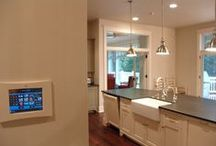 """Home Automation / Browse our installed home automation systems and related """"smart home"""" technology. / by Suess Electronics"""