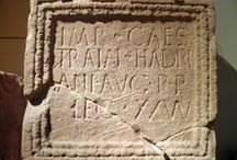 Epigraphy & Ancient Texts / by archeoethnologica - blog
