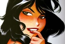 Art of Bruce Timm / by Leo Cortez