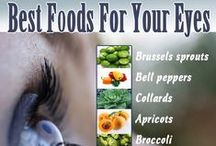 Eat Your Eyes Out! / Eating healthy for your eyes.