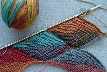 Maglia knit / Modelli maglia ai ferri