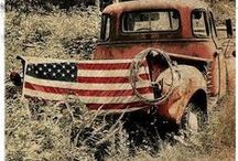 American Cars / It's all about the american muscles.
