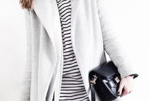 W e a r / #fashion #minimal #minimalism #clothes #monochrome #blackandwhite #allblack #allwhite #whiteonwhite