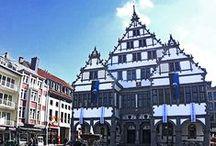 Paderborn vertikal / Paderborner Stadtansichten – Heimat der TE + TE Werbeagentur