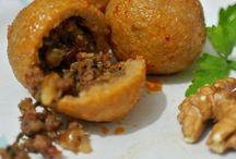 Yöresel yemekler / Yiyecek