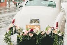 CARS**Wedding