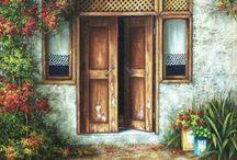 kapılar / Sanat