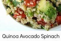 Avocado oppskrifter / Sunne oppskrifter som inkluderer Avocado