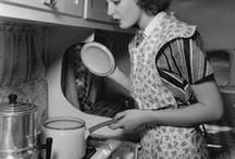 Aprons!!! / Can a girl ever have too many aprons?  Accessorize, Accessorize, Accessorize...in the kitchen!